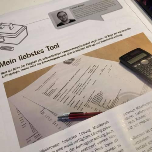 VPLT Magazin – Mein liebstes Tool